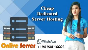 Choice of Cheap Dedicated Servers for High Level of Control