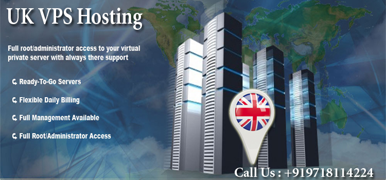 Experience UK VPS Hosting Without Any Worry