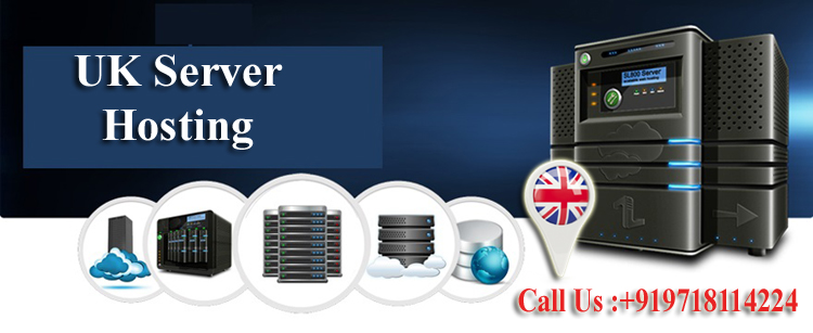 Hire UK Server Hosting To Boost Your Business