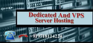 Dedicated and VPS Server Hosting
