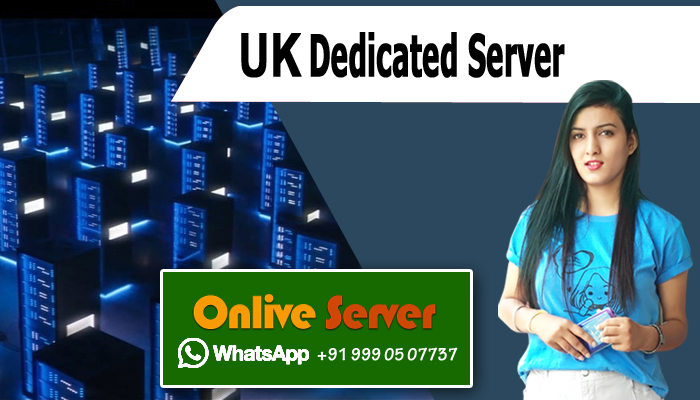 UK Dedicated Server Hosting Based On Fast Network