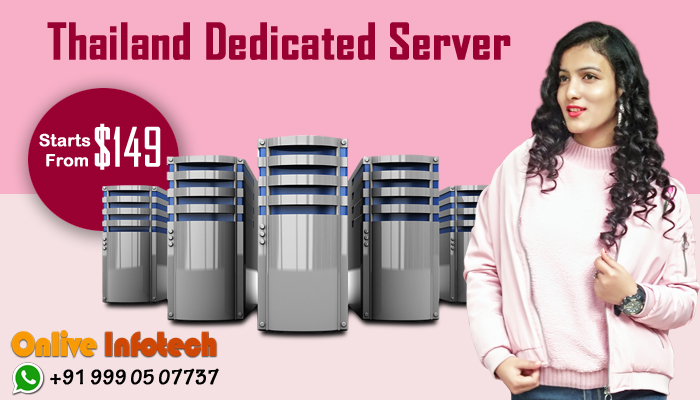 Thailand Server Hosting is the Promising Aspects