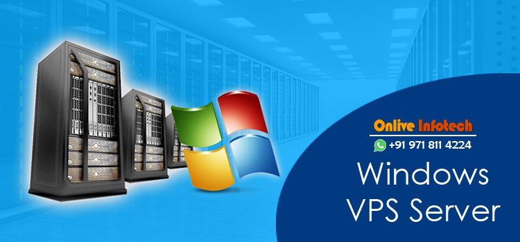 Windows VPS Server with Top Scalability by Onlive Infotech