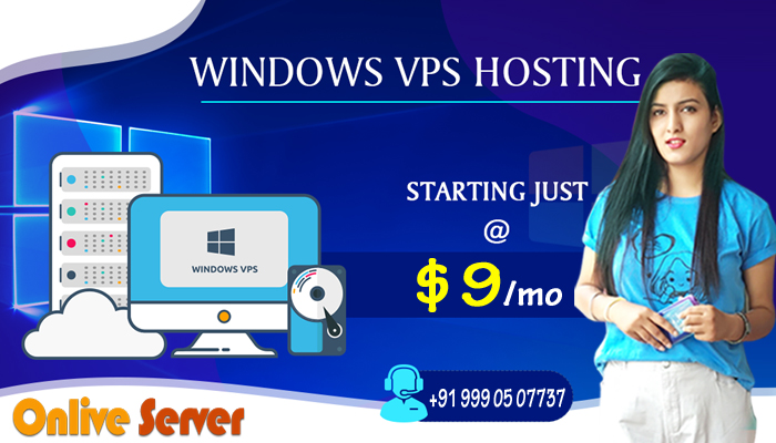 Complete Managed Windows VPS Server Hosting With Best Rates