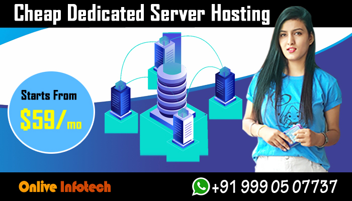 Attentive Advantage & Instant Deliver Thailand Dedicated Server by Onlive Infotech