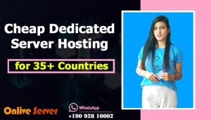 Onlive Server offers Dedicated Server Hosting Platform with Maximum Speed | Stability