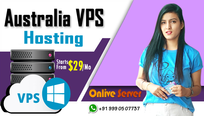 Australia Server Hosting with Free IT Support & Security – Onlive Server