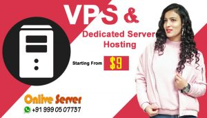 Powerful Canada VPS and Dedicated Hosting for Website - Onlive Server
