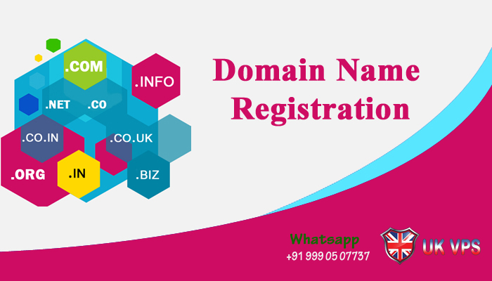 Domain Registration - UK VPS
