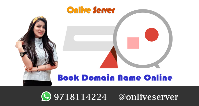 A Quick Guide to Book Domain Name Online